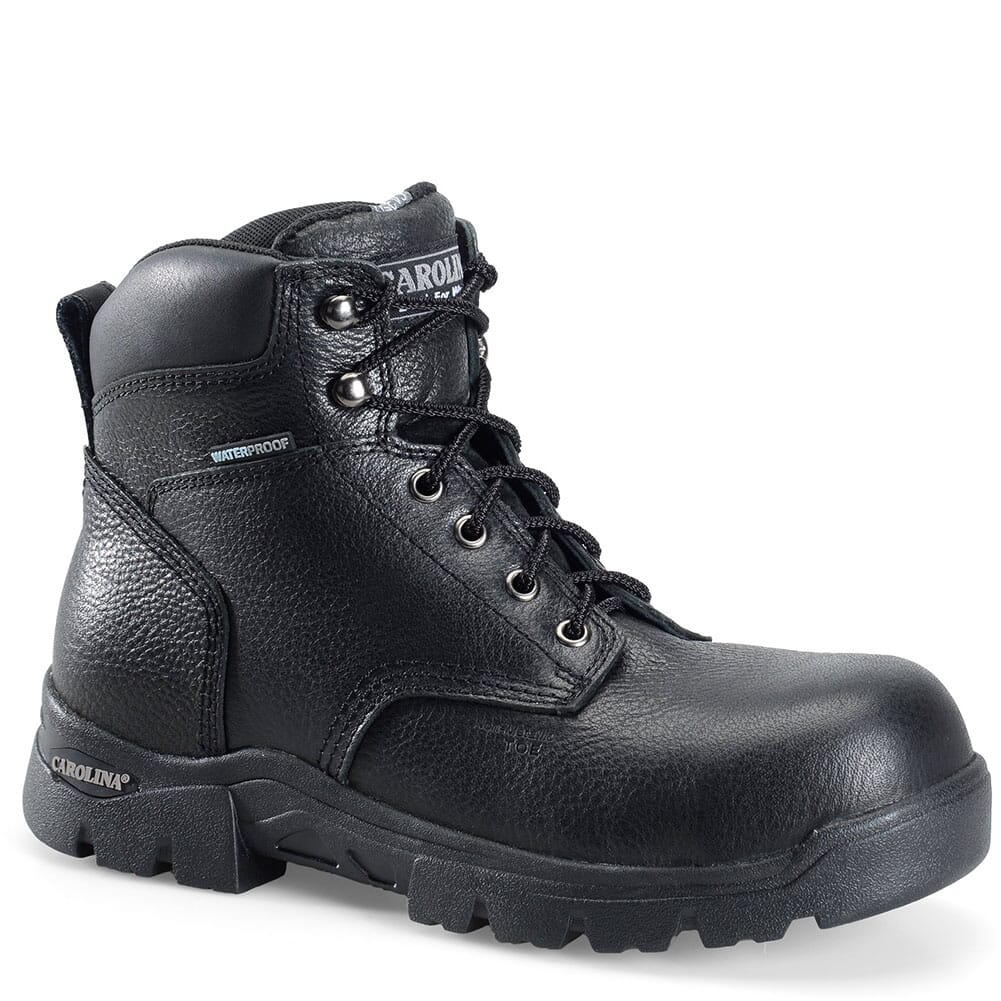 Image for Carolina Men's Circuit Safety Boots - Black from bootbay