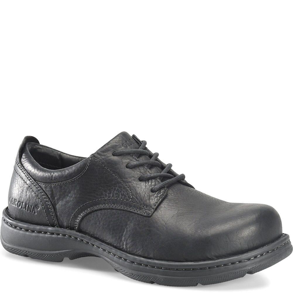 Image for Carolina Men's BLVD ESD Safety Oxfords - Tully Black from bootbay