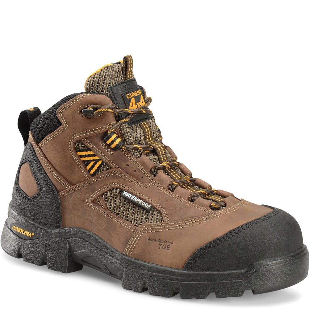Image for Carolina Men's Shenandoah Safety Boots - Brown from bootbay