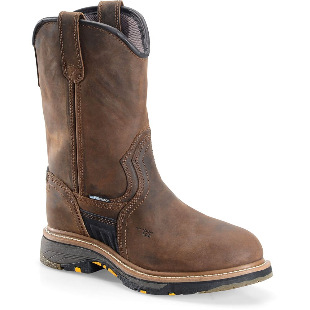 Image for Carolina Men's Workflex CT Safety Boots - Tan Crazy from bootbay