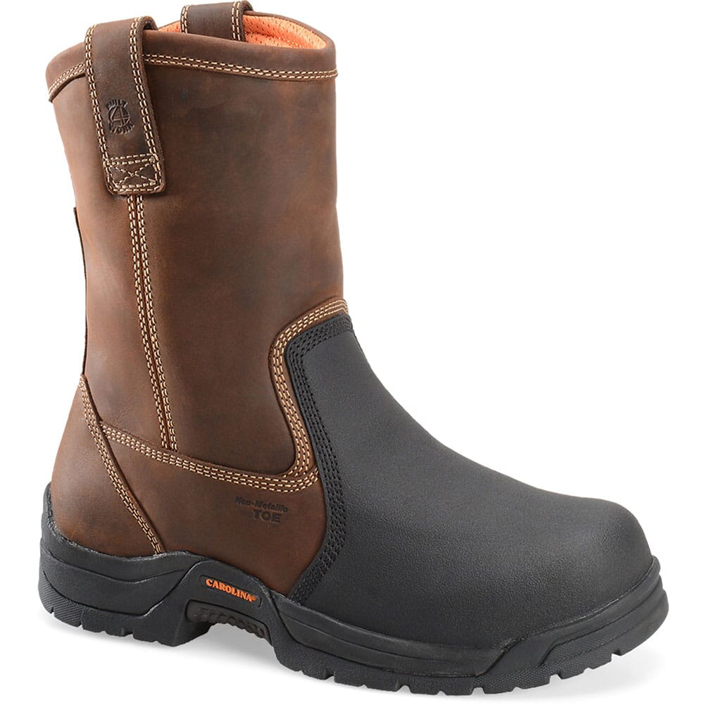Image for Carolina Men's Internal Met Safety Boots - Copper from bootbay