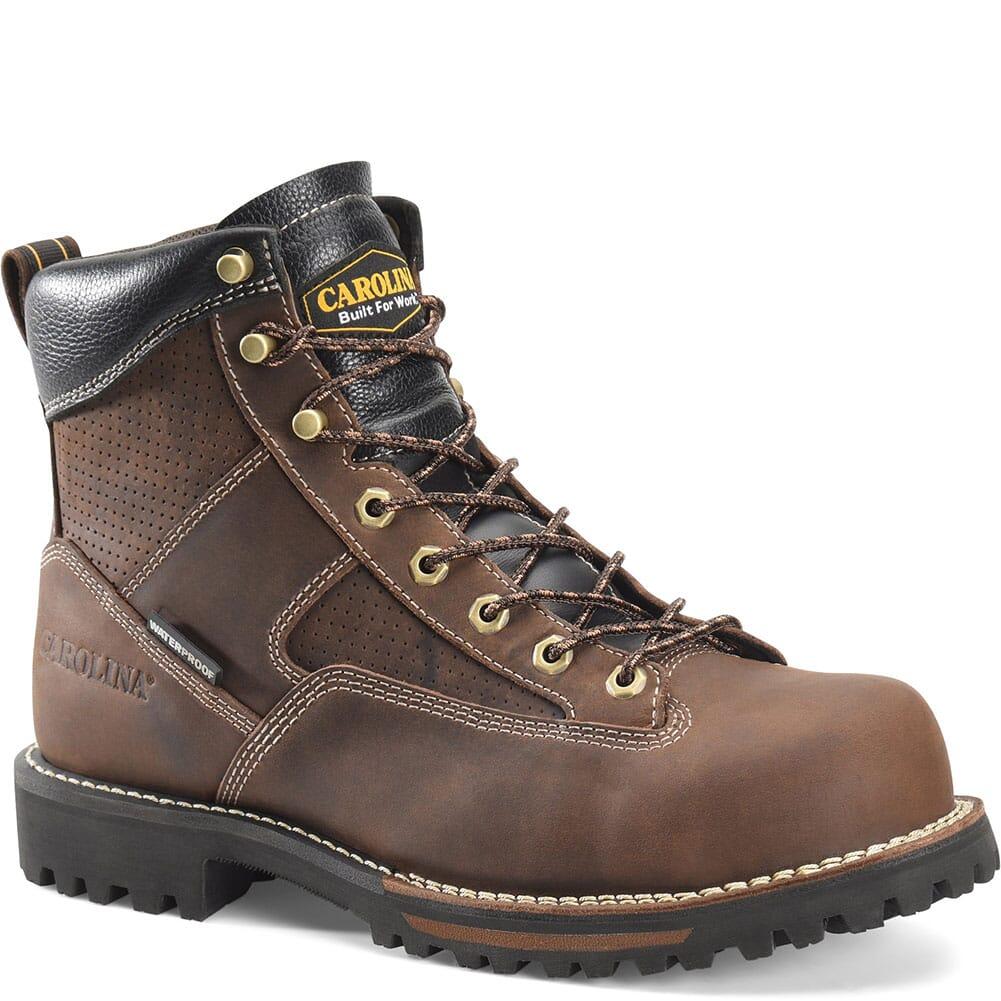 Image for Carolina Men's Calyon WP Work Boots - Saddleback from bootbay