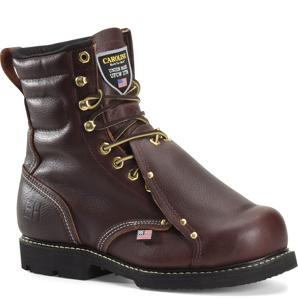 Image for Carolina Men's Foundry Met Safety Boots - Briar from bootbay