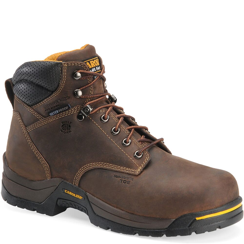 Image for Carolina Men's WP SR Safety Boots - Gaucho from bootbay