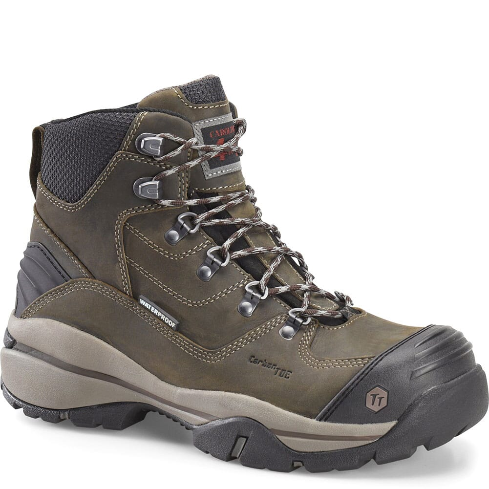 Image for Carolina Men's Flagstone Safety Boots - Brown from bootbay