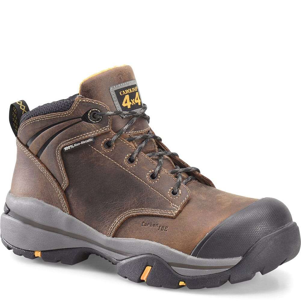 Image for Carolina Men's Anode Safety Boots - Brown from bootbay