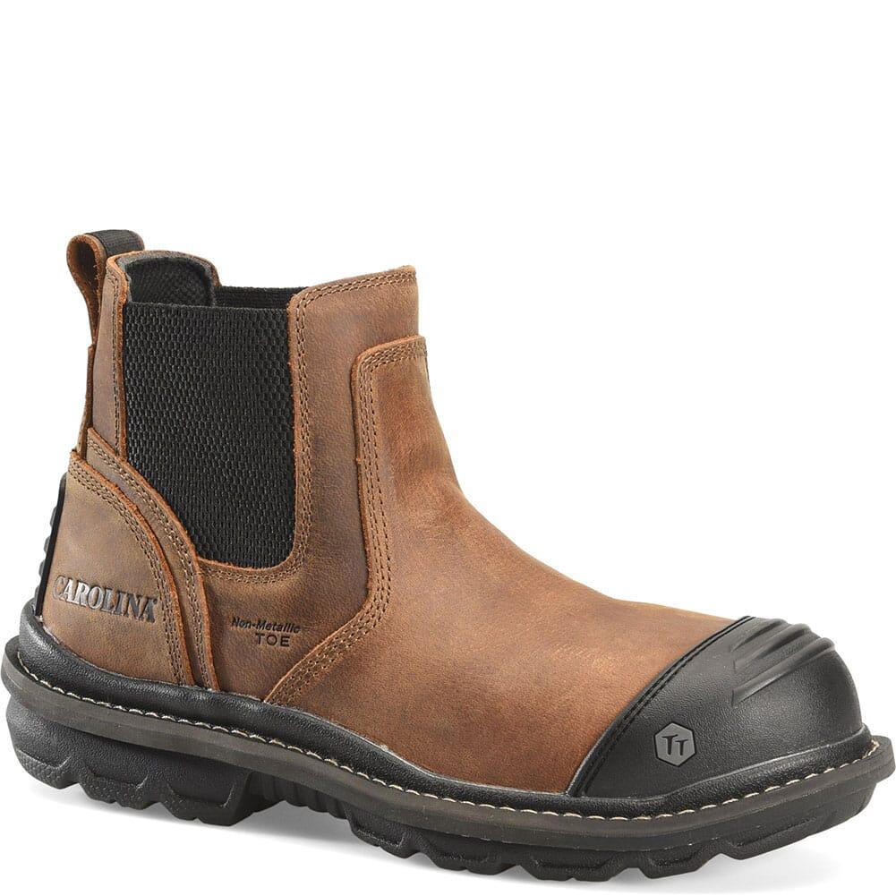 Image for Carolina Men's Cortex Safety Boots - Neutral Mahogany from bootbay