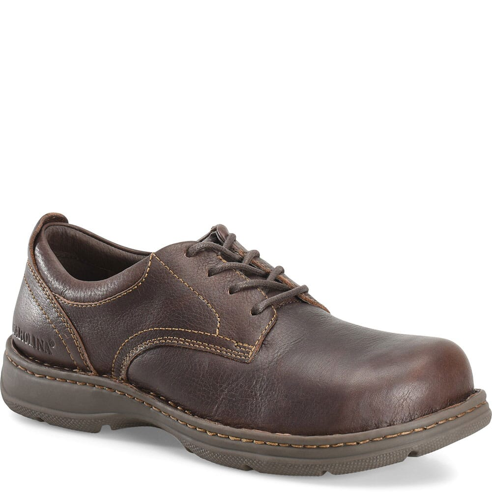 Image for Carolina Men's BLVD 2.0 Safety Shoes - Brown from bootbay