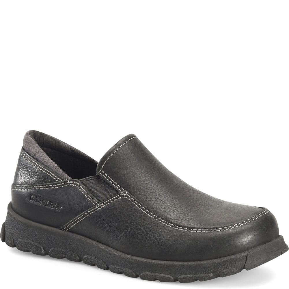 Image for Carolina Women's S-117 Slip On Safety Boots - Black from bootbay