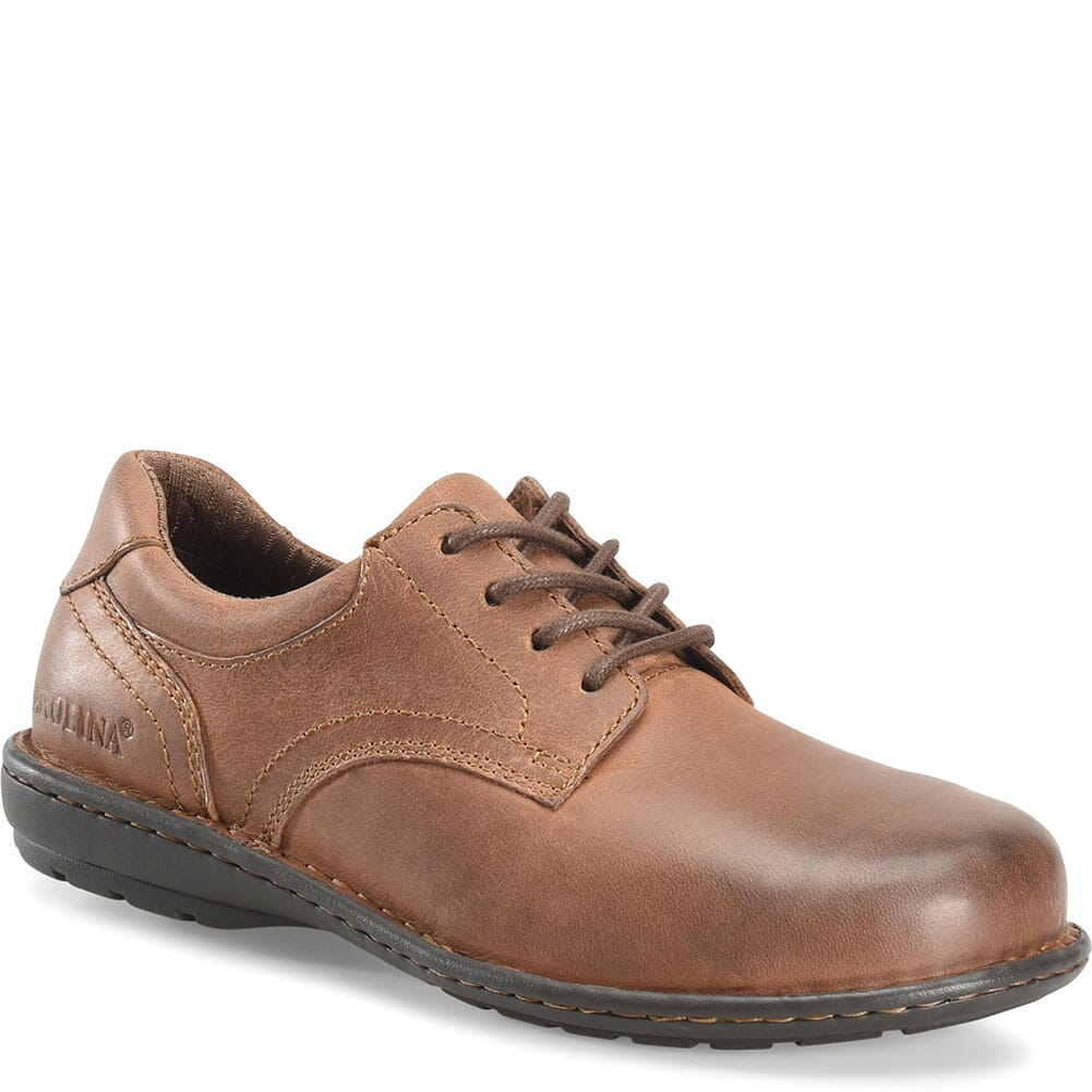 Image for Carolina Women's BLVD Safety Shoes - Brown from elliottsboots