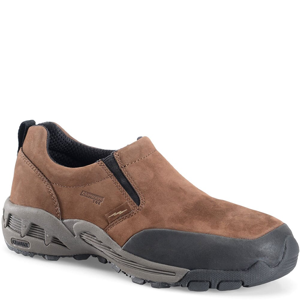 Image for Carolina Men's Optimum ESD Safety Shoes - Brown from bootbay