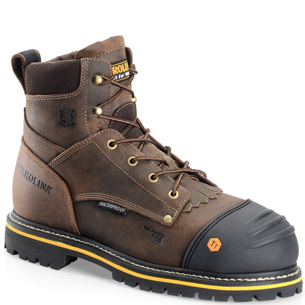 Image for Carolina Men's Framework Safety Boots - Brown from bootbay