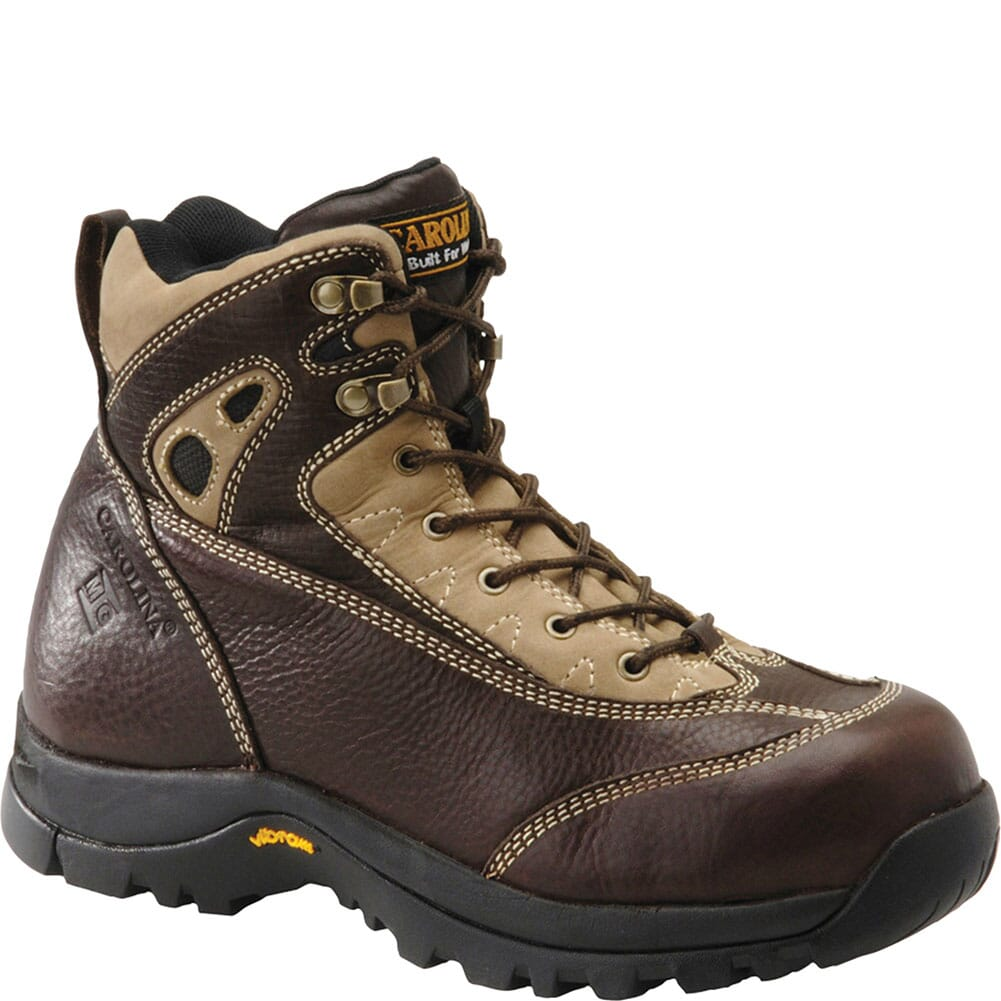 Image for Carolina Men's Internal Met Safety Boots - Chestnut Rage from bootbay