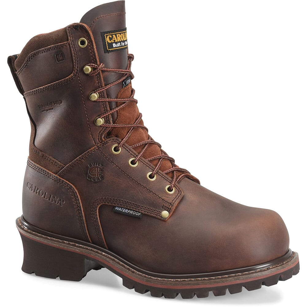 Image for Carolina Men's Rex Safety Boots - Oakwood from bootbay