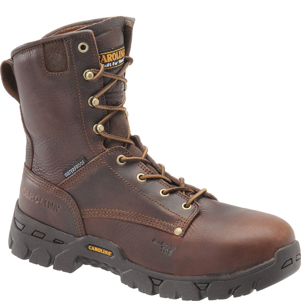 Image for Carolina Men's Waterproof EH Safety Boots - Briar from bootbay
