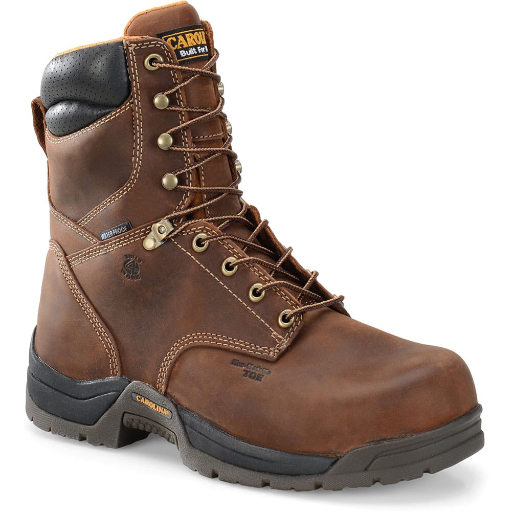 Image for Carolina Men's WP Broad CT Safety Boots - Copper Crazy from bootbay