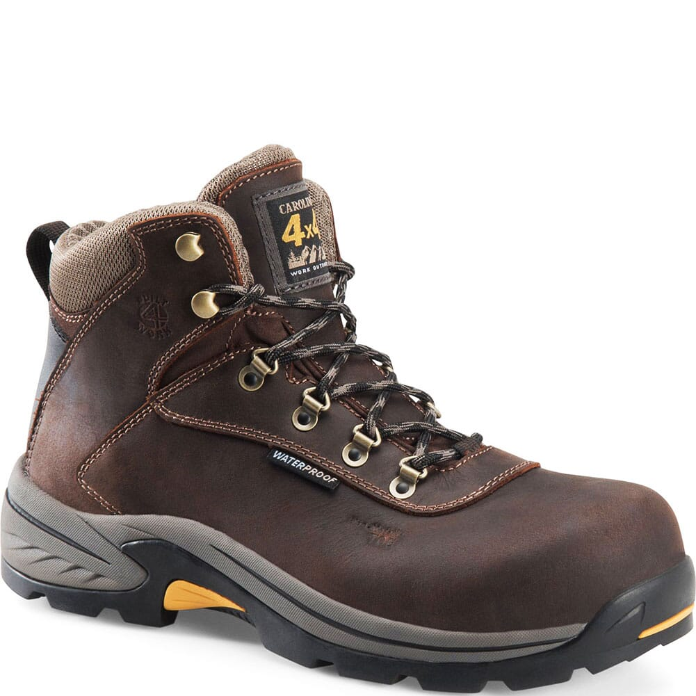 Image for Carolina Men's Martensite Safety Boots - Brown from bootbay