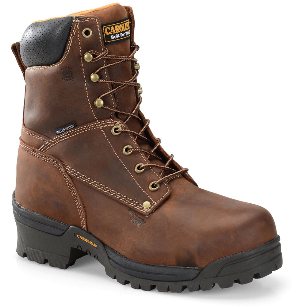 Image for Carolina Men's WP Gore-Tex Safety Logger - Copper Crazy from bootbay