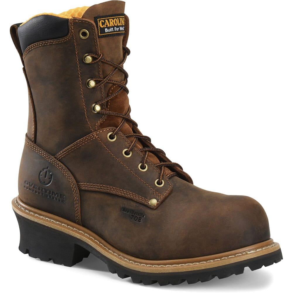 Image for Carolina Men's Poplar Safety Boots - Dark Beige from bootbay