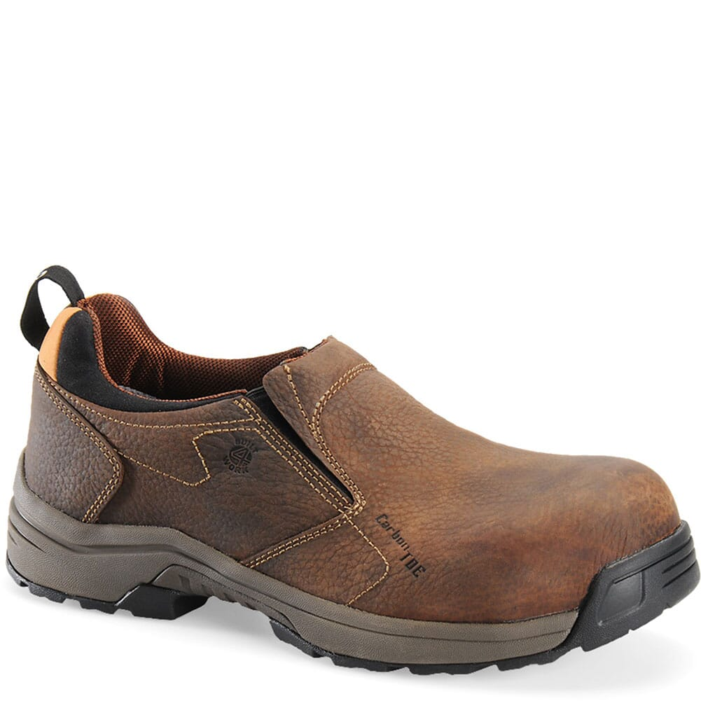 Image for Carolina Men's ESD Safety Shoes - Brown from bootbay