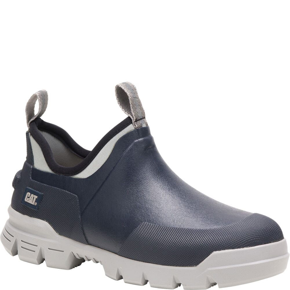 Image for Caterpillar Unisex Stormers Work Shoes - Navy from elliottsboots