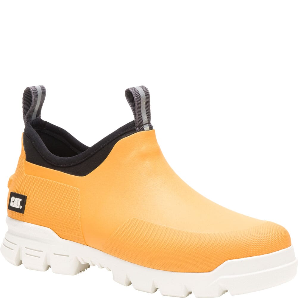 Image for Caterpillar Unisex Stormers Work Shoes - Cat Yellow from bootbay