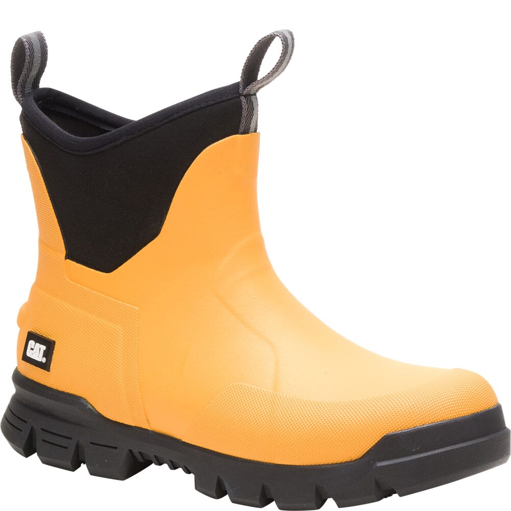 Image for Caterpillar Unisex Stormers Work Boots - Cat Yellow from elliottsboots