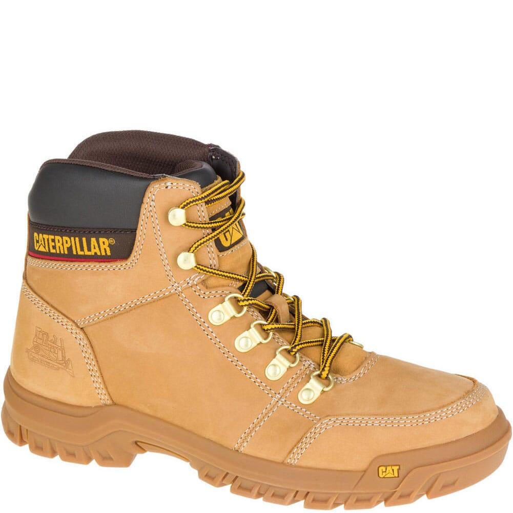 Image for Caterpillar Men's Outline Work Boots - Honey Reset from bootbay