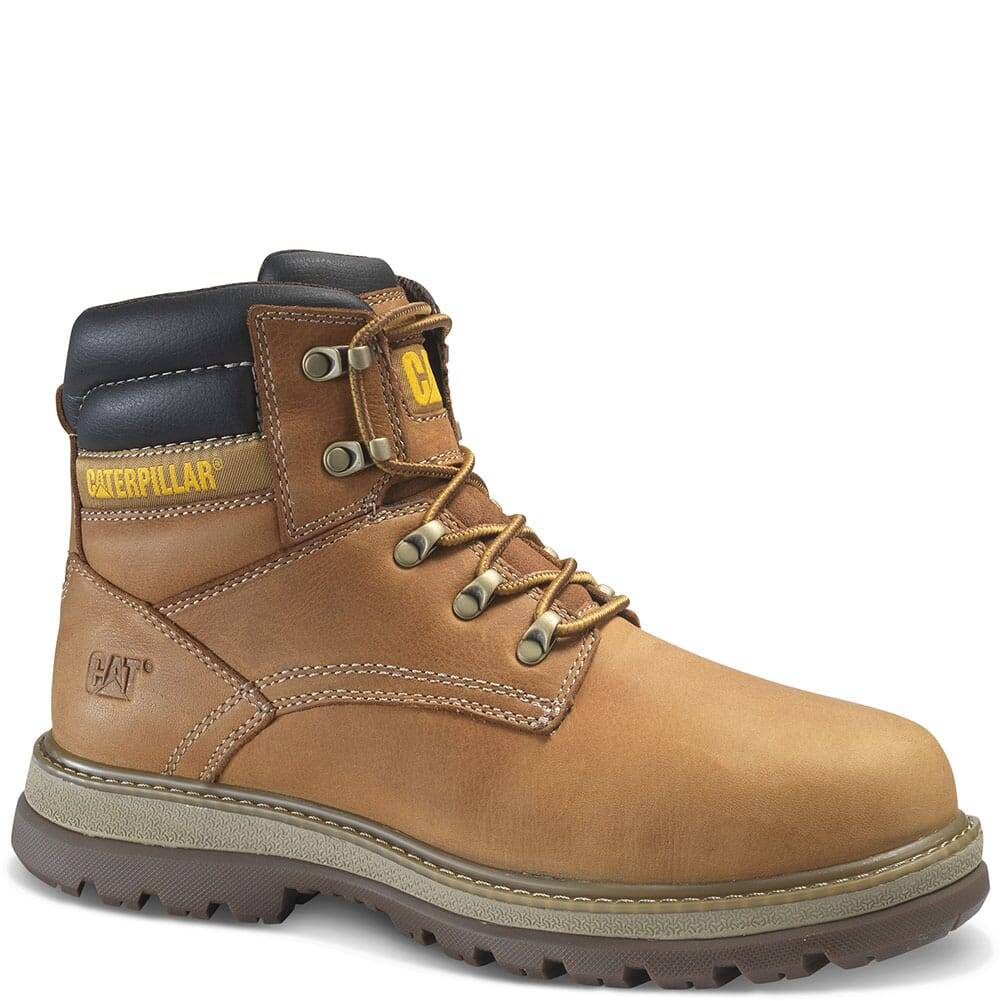 Image for Caterpillar Men's Fairbanks Work Boots - Trail from bootbay