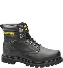 Image for Caterpillar Men's Second Shift Safety Boots - Black from bootbay