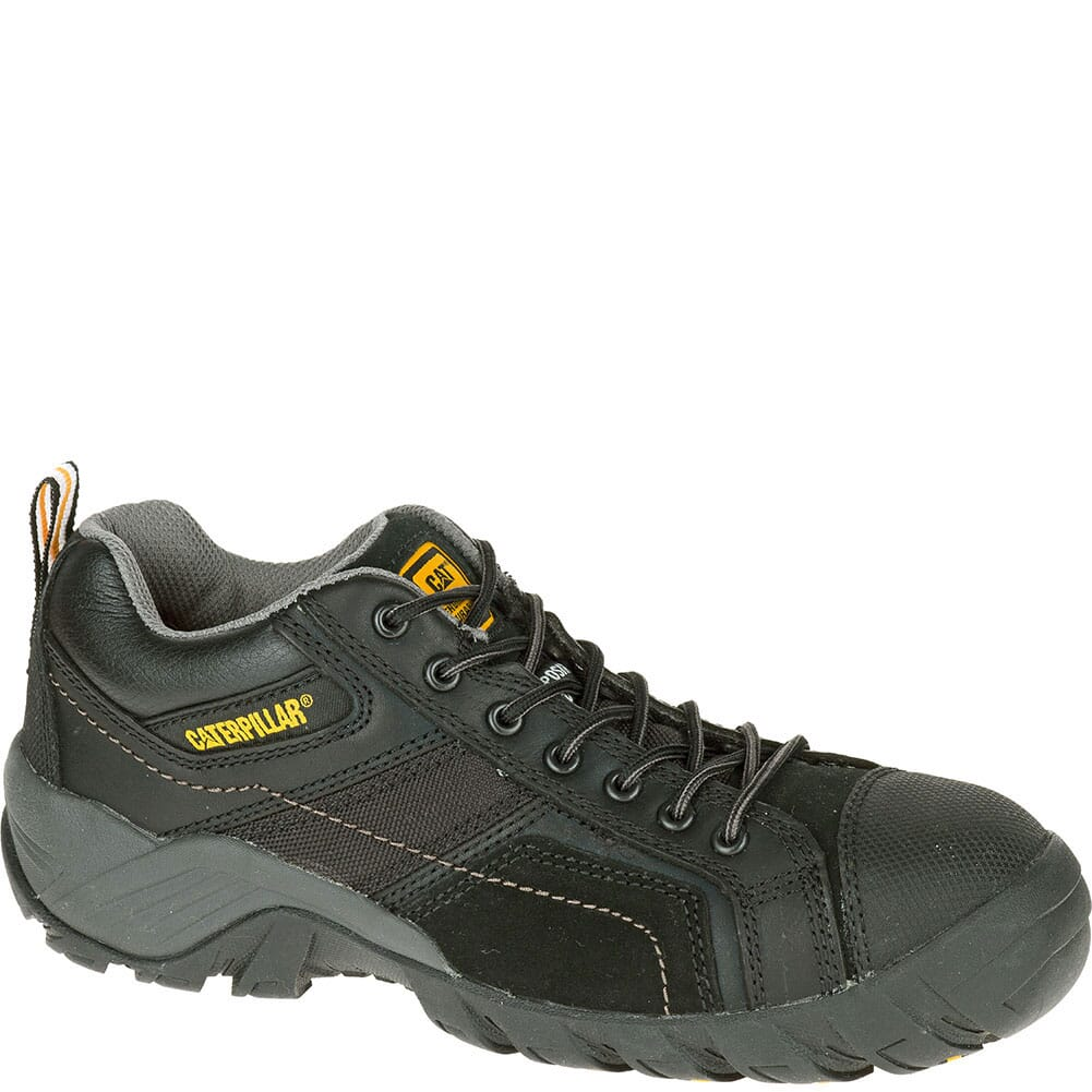 Image for Caterpillar Men's Argon ST Safety Shoes - Black from bootbay