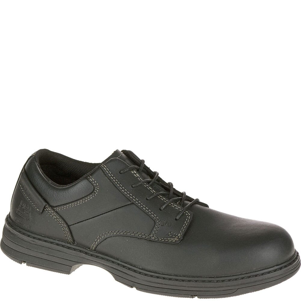 Image for Caterpillar Men's Oversee Safety Shoes - Black from bootbay