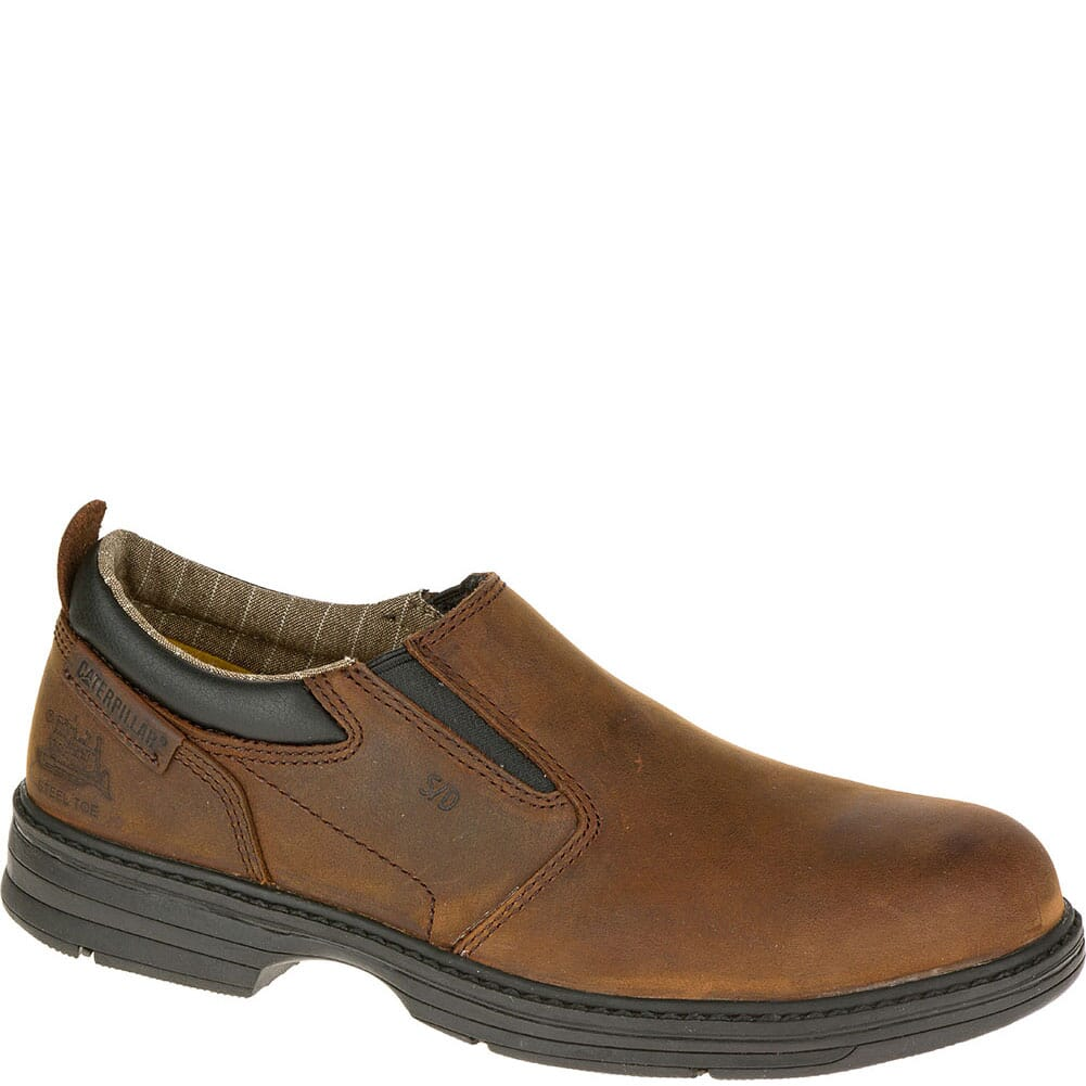 Image for Caterpillar Men's Conclude Safety Shoes - Dark Brown from bootbay