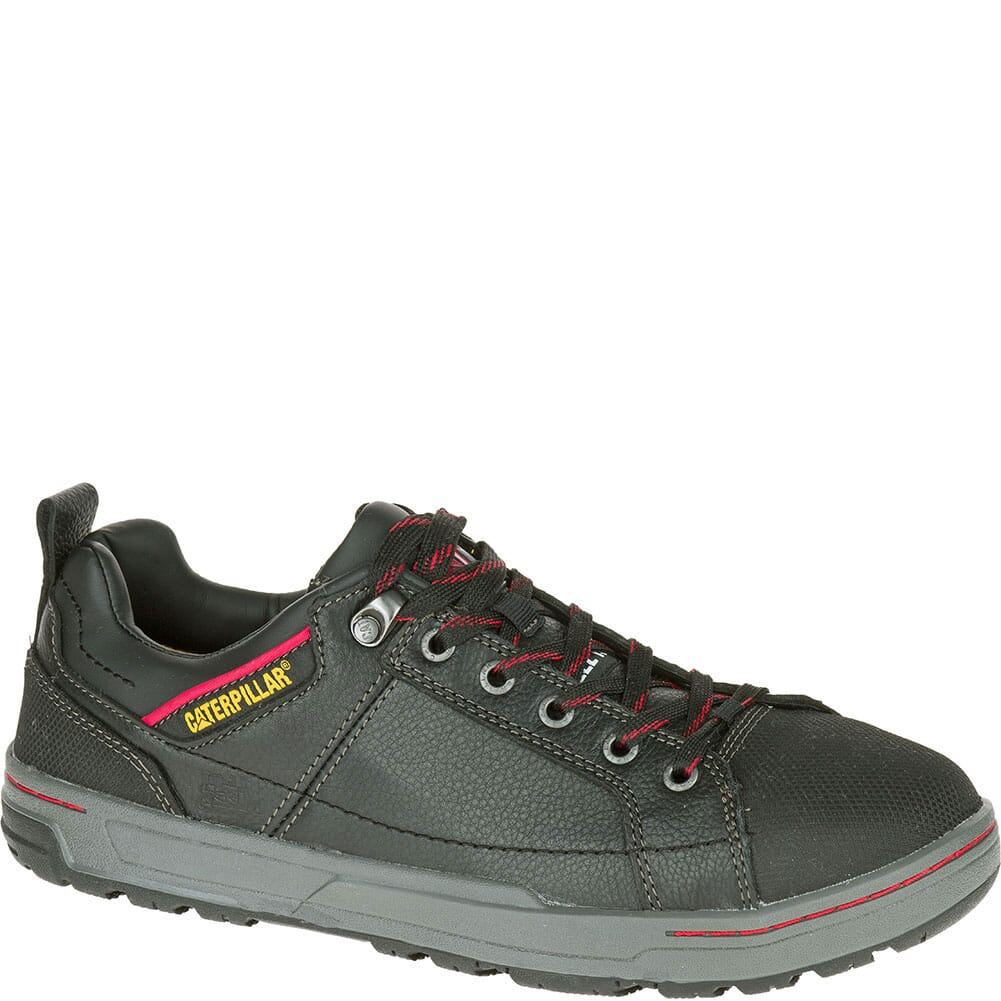 Image for Caterpillar Men's Brode Safety Shoes - Black from bootbay