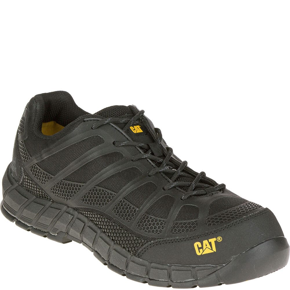 Image for Caterpillar Men's Streamline EH Safety Shoes - Black from bootbay