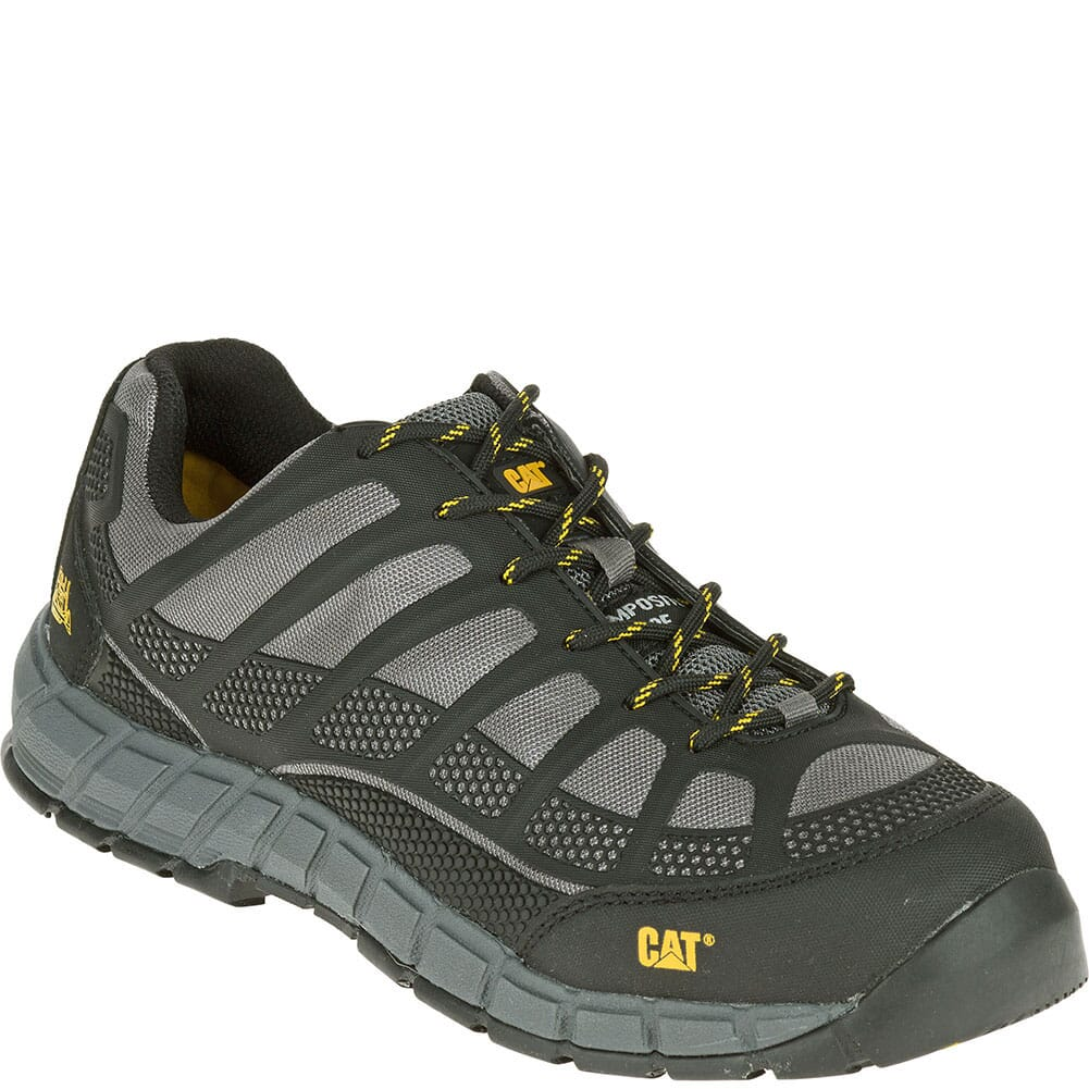 Image for Caterpillar Men's Streamline Safety Shoes - Charcoal from bootbay