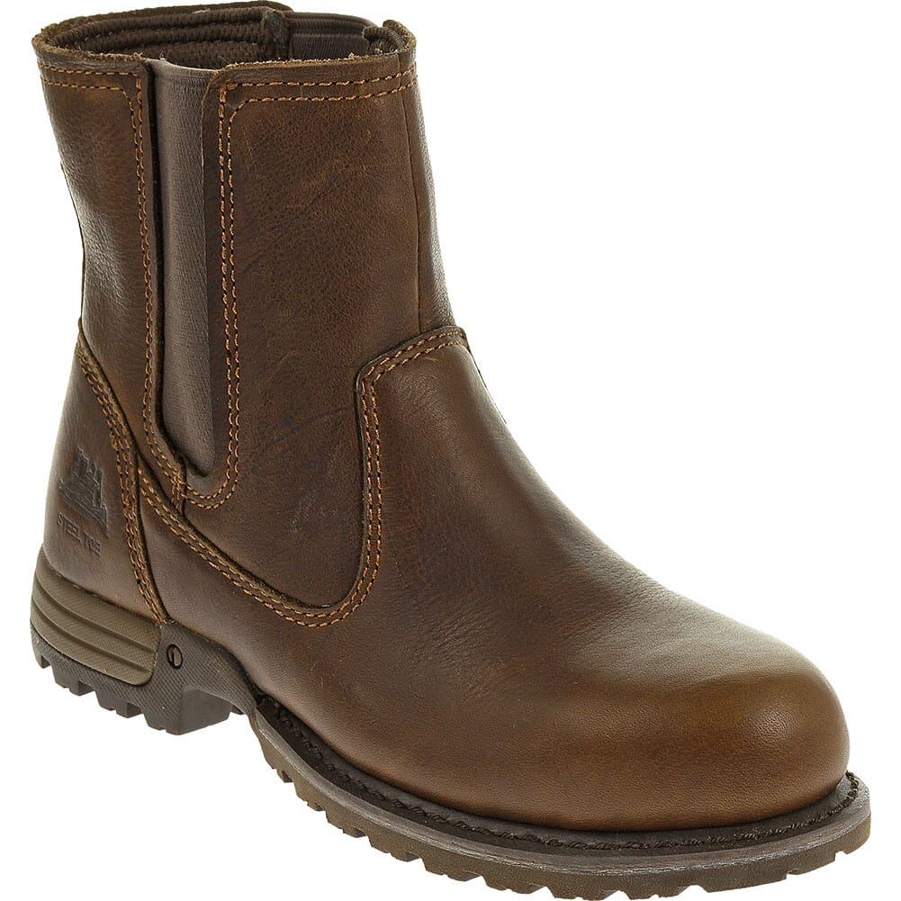 Image for Caterpillar Women's Freedom Pull On Safety Boots - Oak from elliottsboots