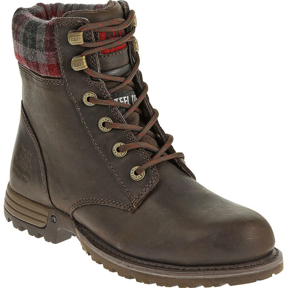 Image for Caterpillar Women's Kenzie Safety Boots - Bark from elliottsboots