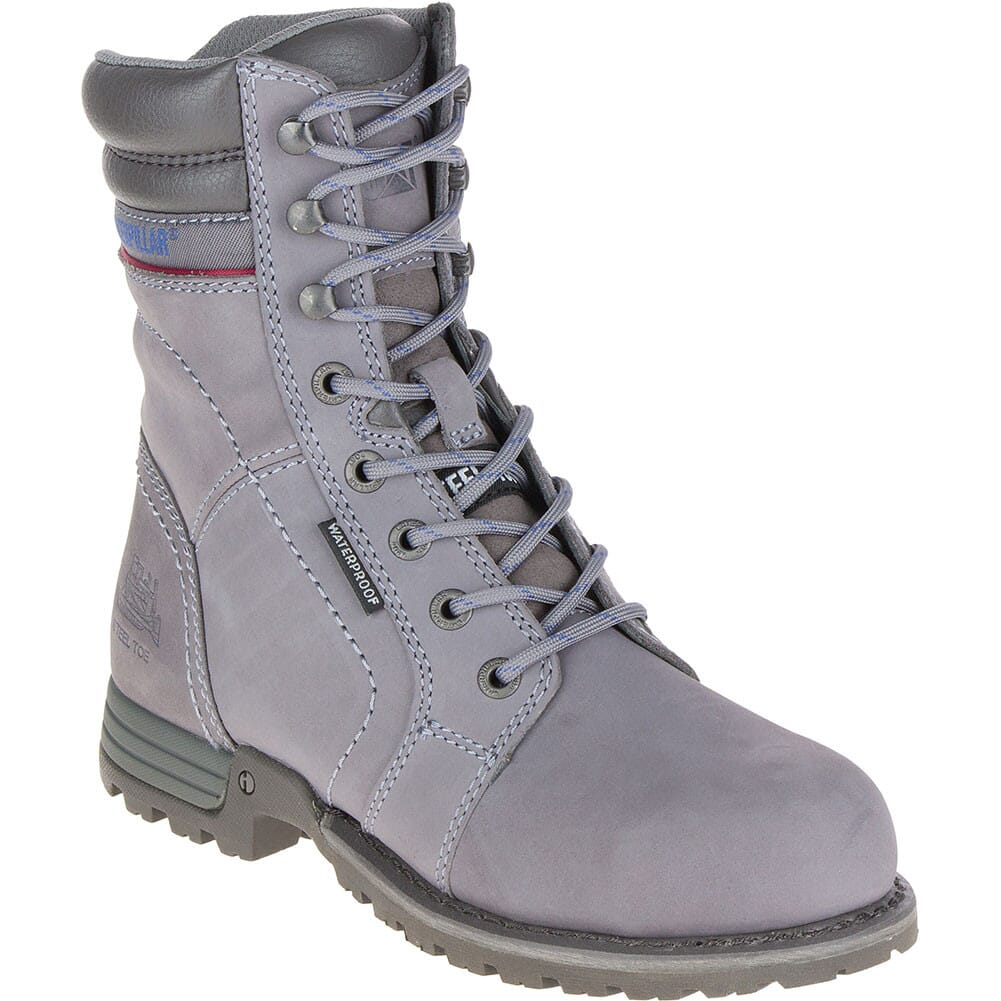 Image for Caterpillar Women's Echo WP Safety Boots - Frost Grey from elliottsboots