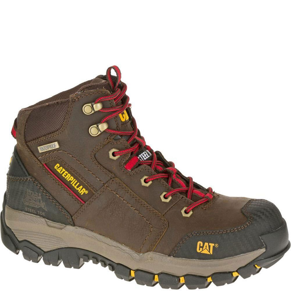 Image for Caterpillar Men's Navigator Mid Safety Boots - Clay from bootbay