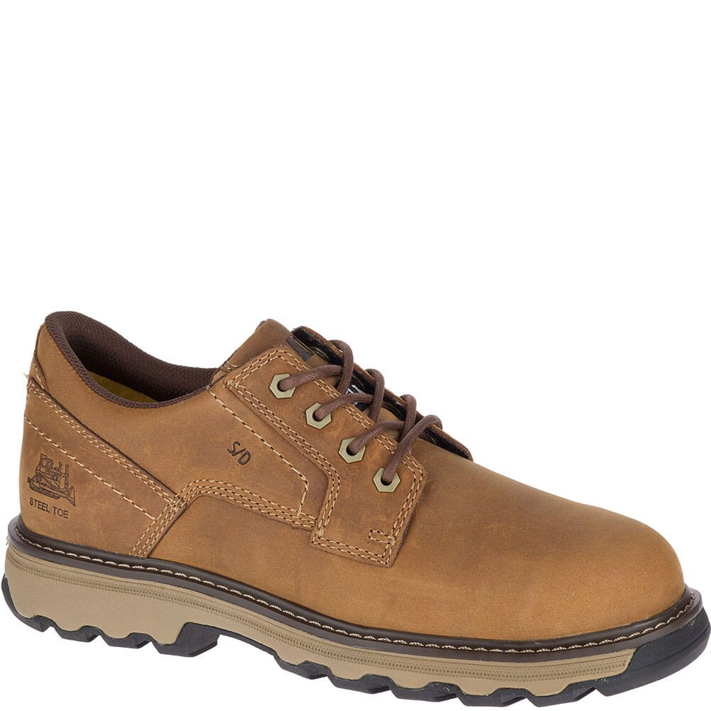 Image for Caterpillar Men's Tyndall ESD Safety Shoes - Dark Beige from bootbay