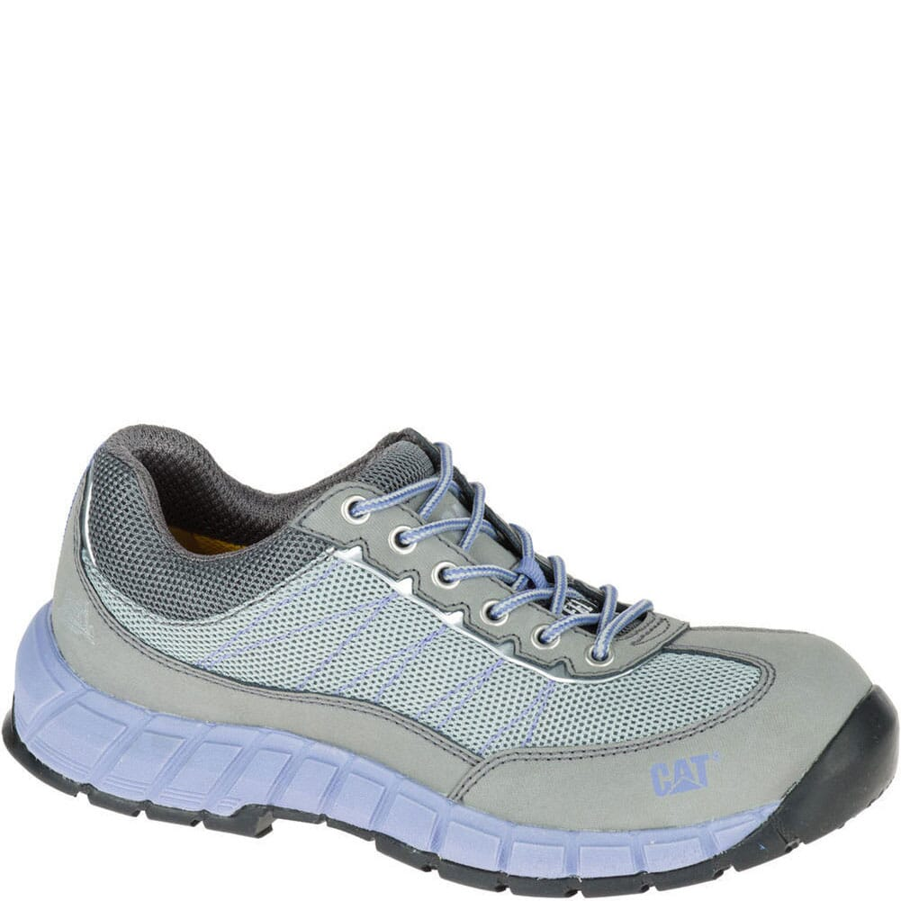 Image for Caterpillar Women's Exact Safety Shoes - Grey from bootbay