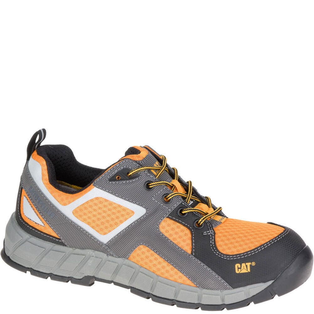 Image for Caterpillar Men's Gain Safety Shoes - Orange from bootbay