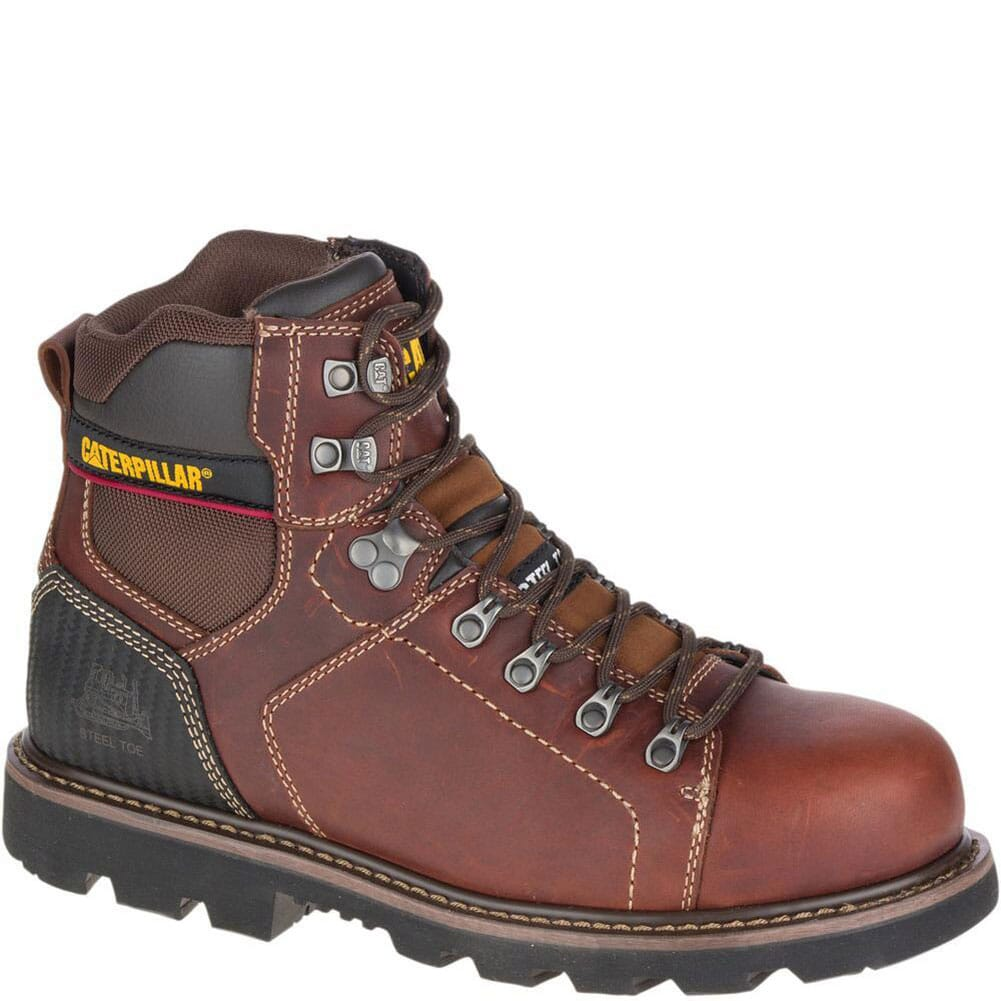 Image for Caterpillar Men's Alaska 2.0 Safety Boots - Brown from bootbay