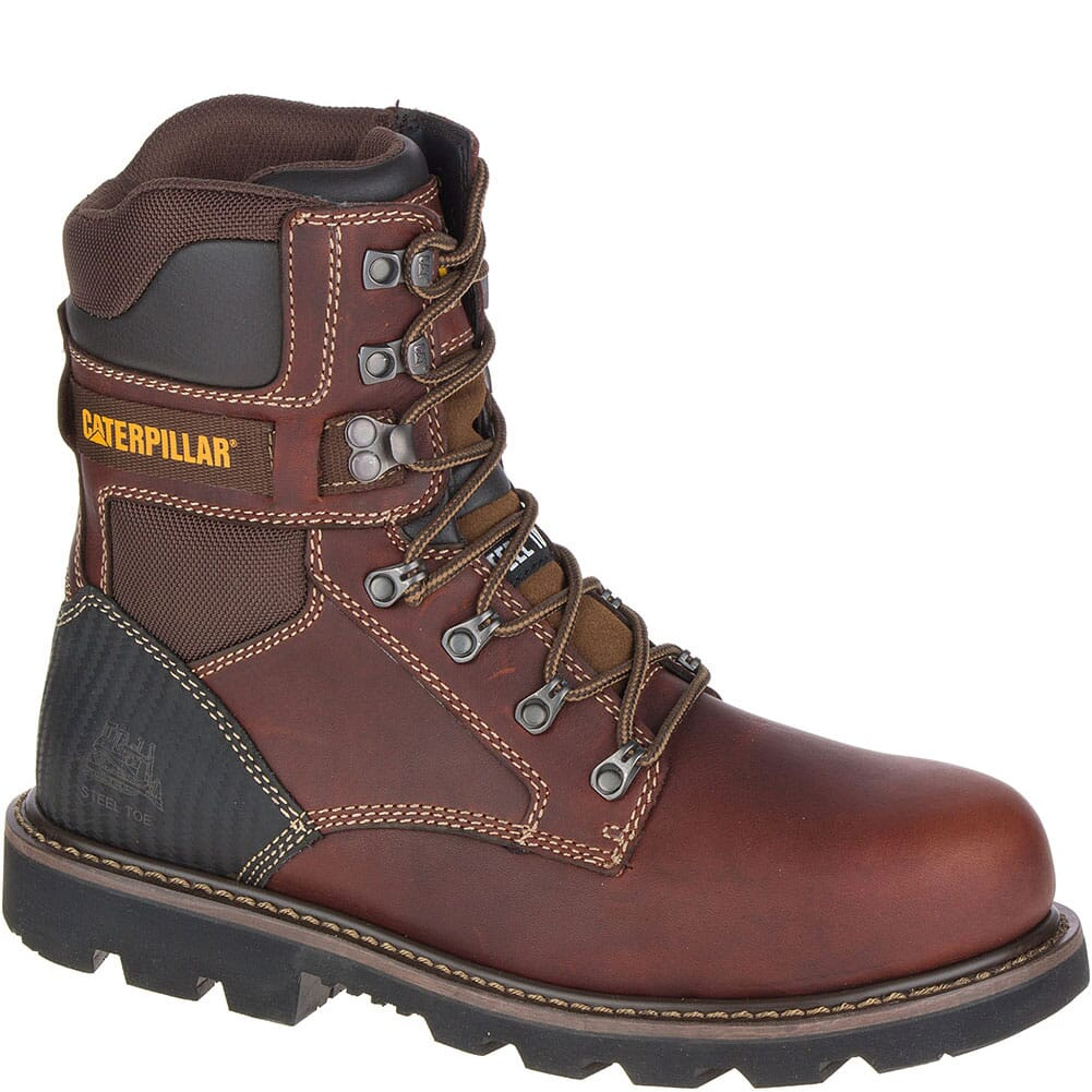 Image for Caterpillar Men's Indiana 2.0 Safety Boots - Brown from bootbay
