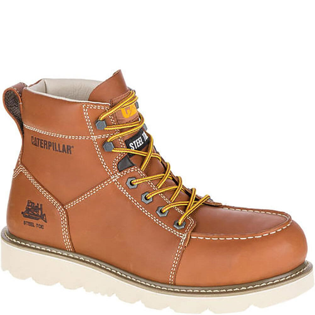 Image for Caterpillar Men's Tradesman Safety Boots - Tan from bootbay