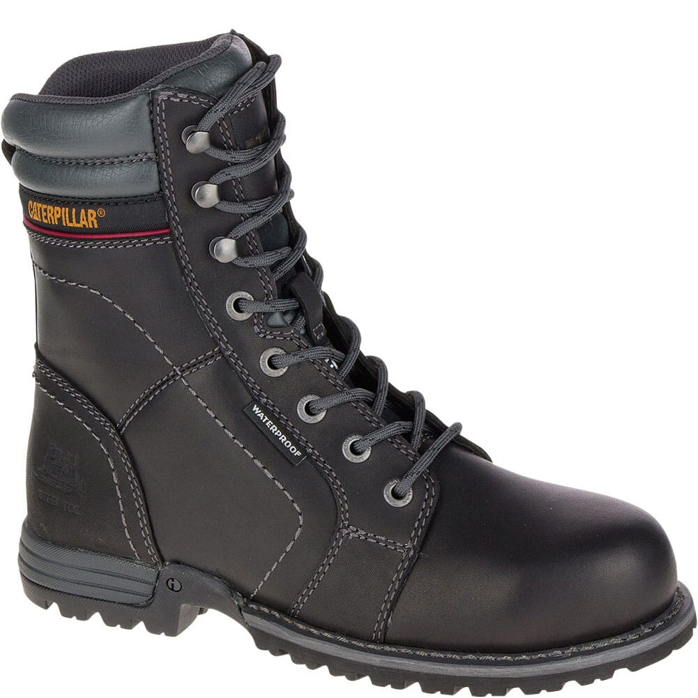 Image for Caterpillar Women's Echo WP Safety Boots - Black from elliottsboots