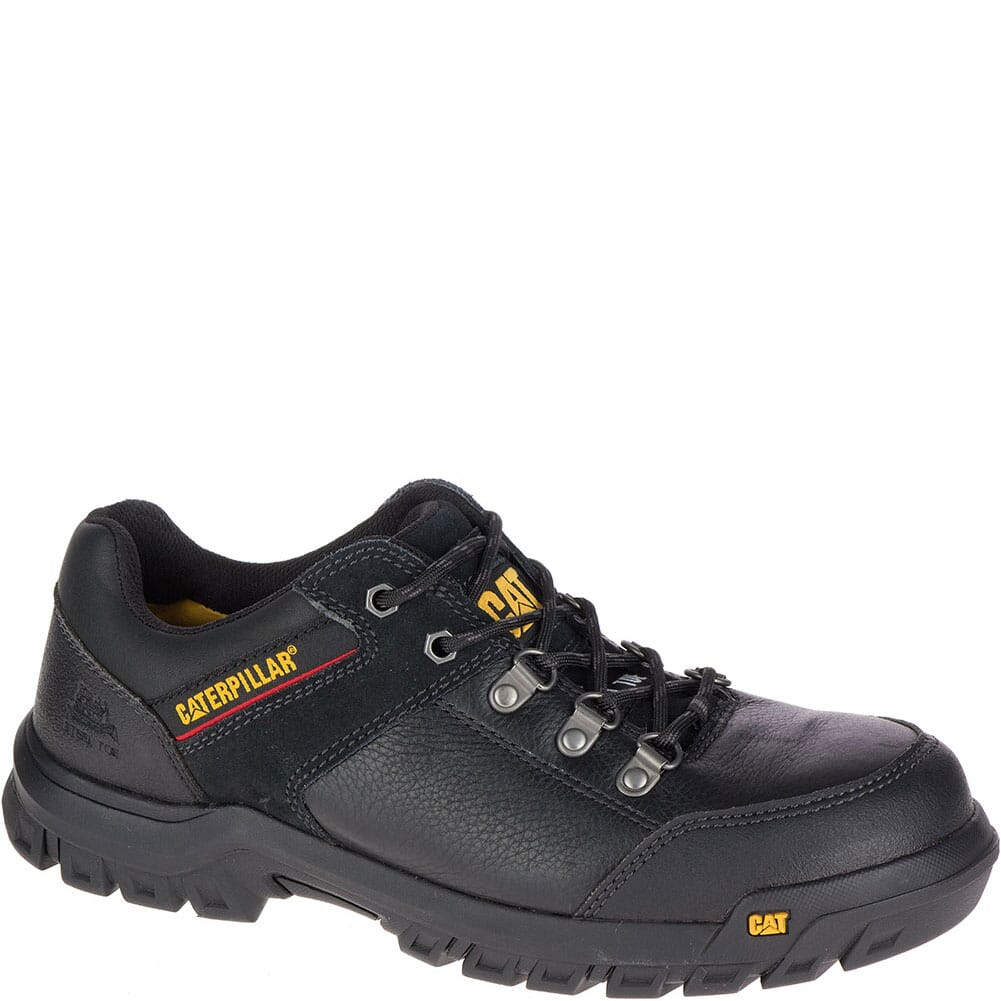 Image for Caterpillar Men's Extension Safety Shoes - Black from bootbay