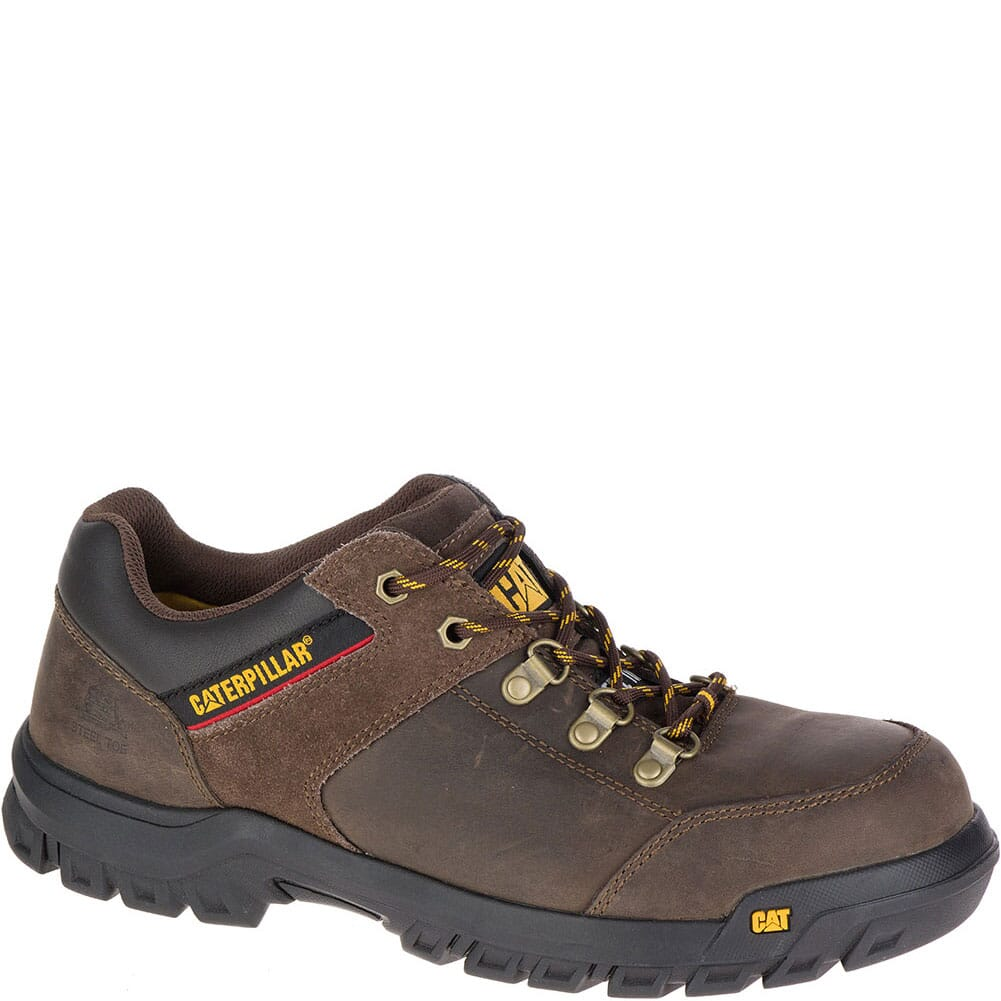 Image for Caterpillar Men's Extension Safety Shoes - Seal Brown from bootbay