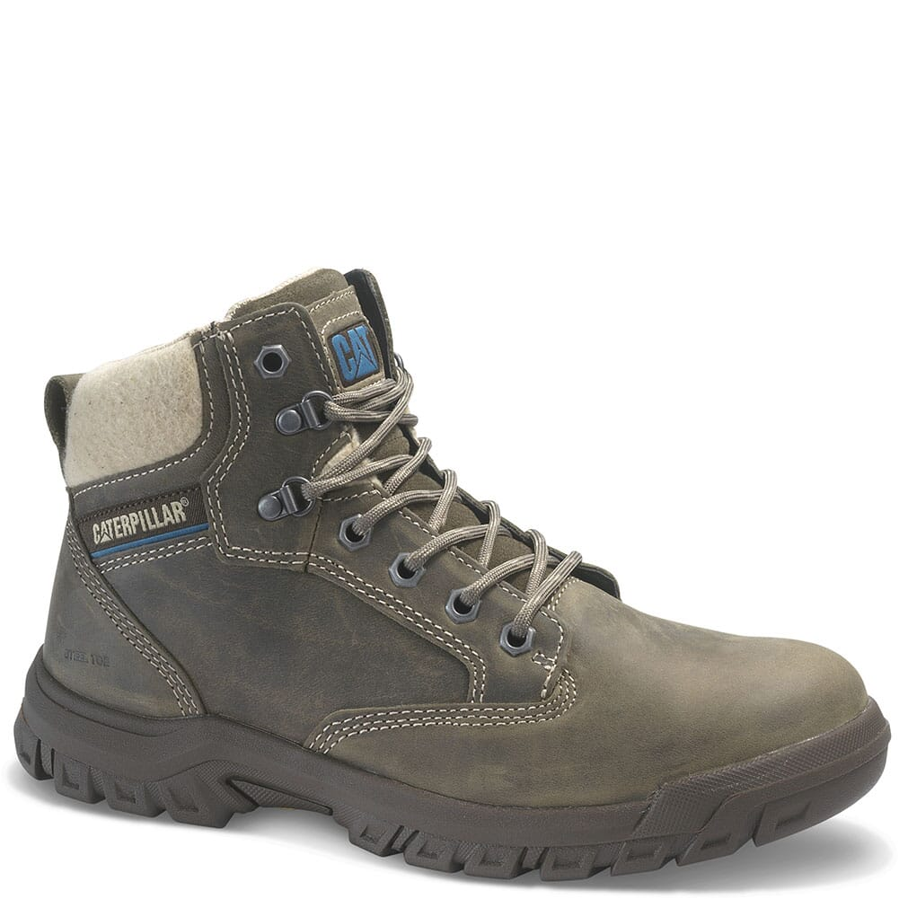 Image for Caterpillar Women's Tess Safety Boots - Dark Grey Gull from bootbay